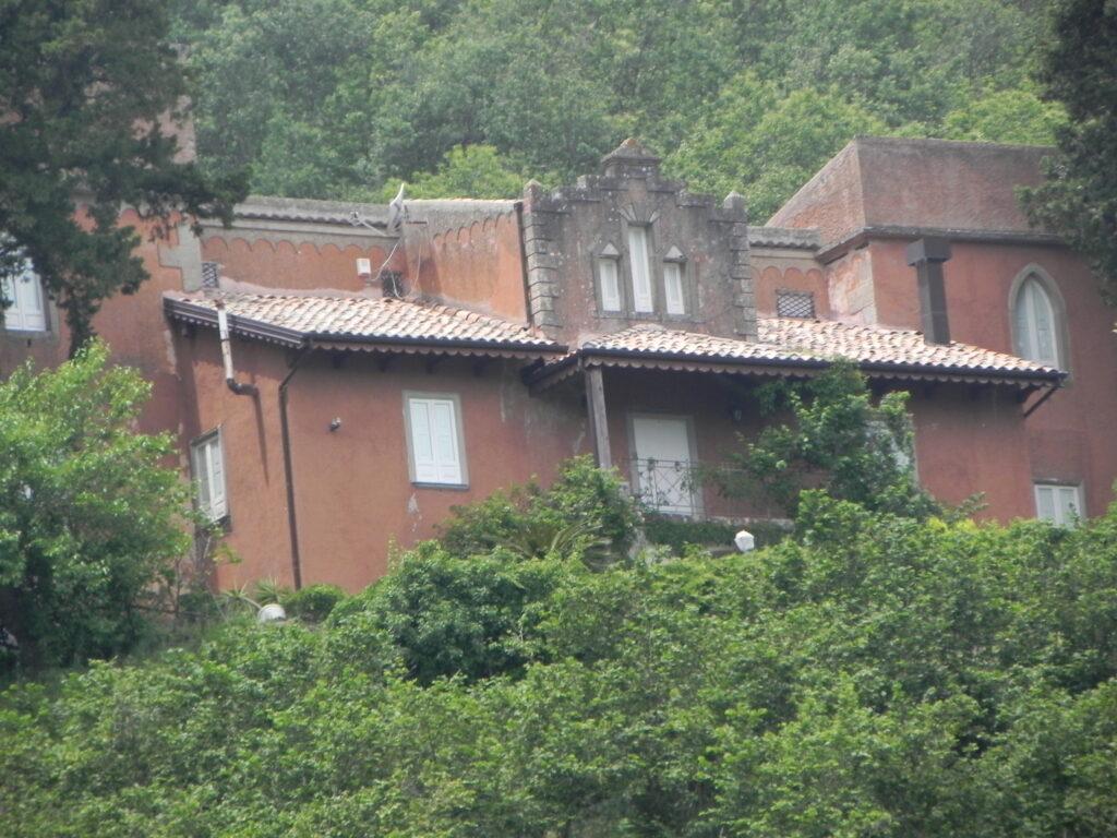 Ex Palzzo Salleo in C.da Zacchini