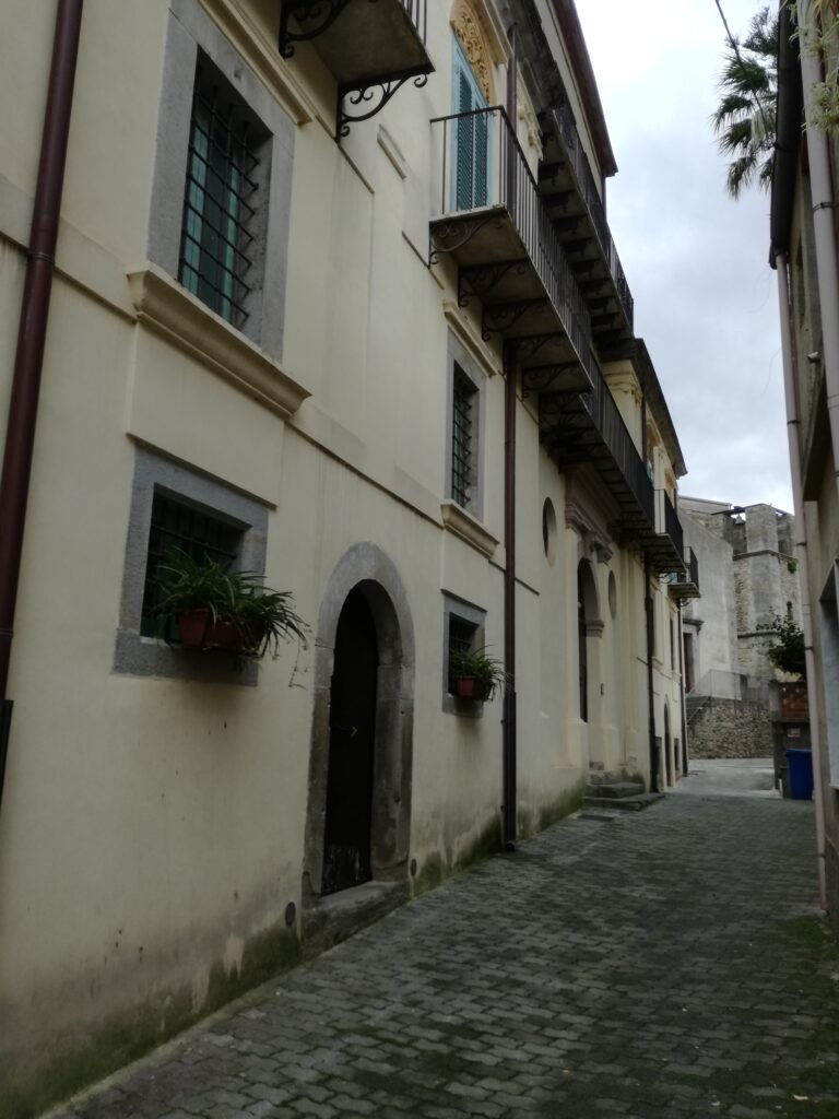 Palazzo Salleo Via Umberto