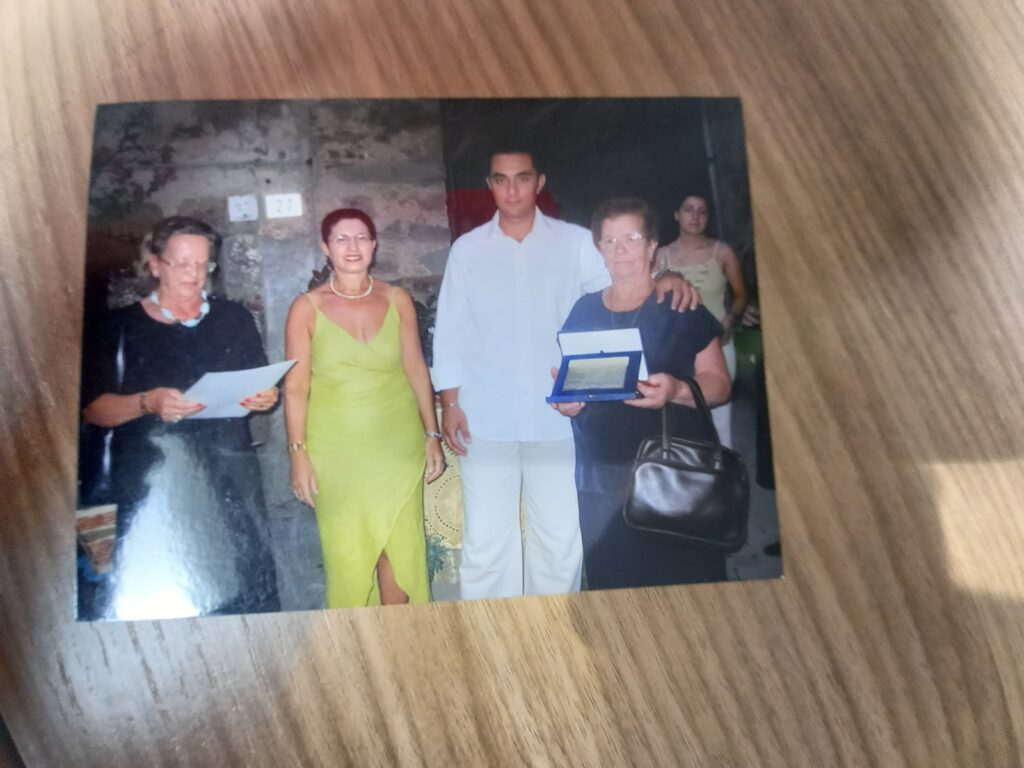 BALCONE FIORITO ANNO 2005
